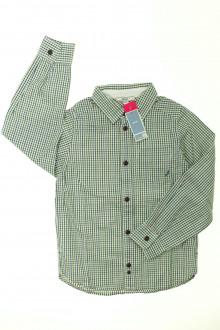 vêtements enfants occasion Chemise à carreaux - NEUF Jacadi 6 ans Jacadi