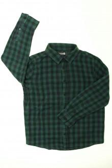 vetement enfants occasion Chemise à carreaux Monoprix 8 ans Monoprix