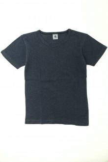 vetement enfants occasion Tee-shirt manches courtes Petit Bateau 10 ans Petit Bateau