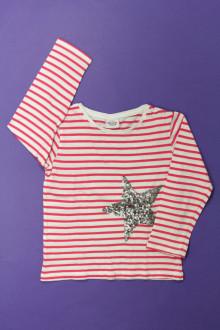 vêtement enfant occasion Tee-shirt manches longues rayé Tape à l'œil 4 ans Tape à l'œil