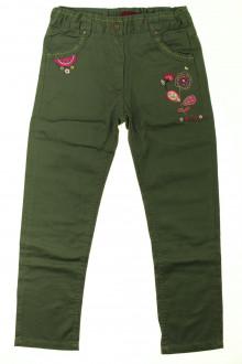 vêtements occasion enfants Pantalon en toile La Compagnie des Petits 7 ans La Compagnie des Petits