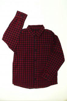vêtements d occasion enfants Chemise à carreaux Monoprix 8 ans Monoprix
