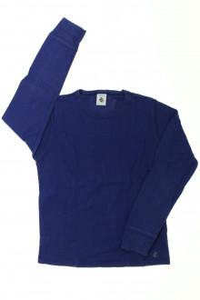 vetement d'occasion enfants Tee-shirt manches longues Petit Bateau 8 ans Petit Bateau
