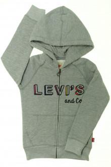 vetements d occasion enfant Sweat zippé Levi's 8 ans Levi's