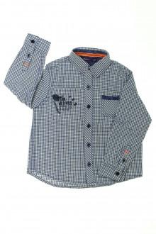 vêtement enfant occasion Chemise à petits carreaux