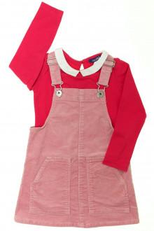 vêtements occasion enfants Ensemble robe et tee-shirt Okaïdi 3 ans Okaïdi