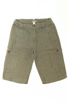 vêtements occasion enfants Bermuda à fines rayures Vertbaudet 4 ans Vertbaudet