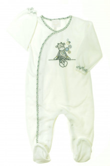 vêtements bébés Pyjama en velours