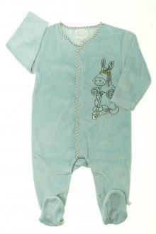 Habit d'occasion pour bébé Pyjama en velours