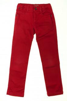 vêtements occasion enfants Jean de couleur Cyrillus 7 ans Cyrillus