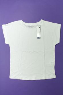 vetements enfants d occasion Tee-shirt manches courtes brillant - NEUF Monoprix 10 ans Monoprix