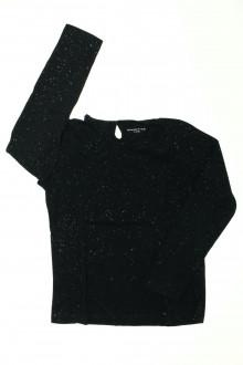 vetement occasion enfants Tee-shirt manches longues brillant Monoprix 10 ans Monoprix