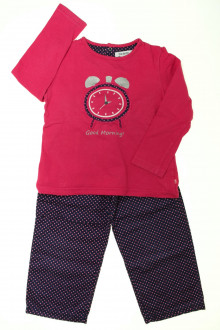 vetement occasion enfants Pyjama en coton