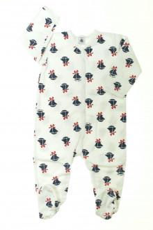 vetement bébé d occasion Pyjama/Dors-bien en molleton