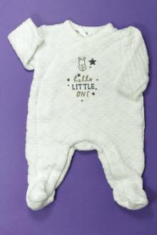 vetements d occasion bébé Pyjama/Dors-bien molletonné Orchestra 1 mois Orchestra