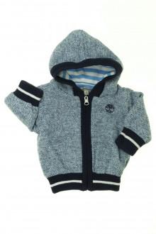 Habits pour bébé Gilet doublé zippé Timberland 1 mois Timberland
