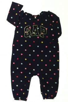 habits bébé Pyjama/Dors-bien en coton sans pieds Gap 12 mois Gap