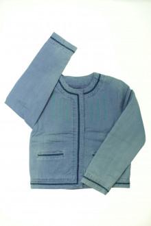 vêtements enfants occasion Veste matelassée DPAM 8 ans DPAM