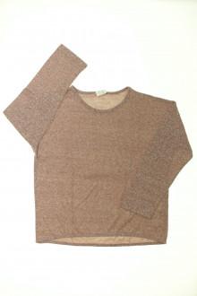 vêtements occasion enfants Tee-shirt manches longues chiné Zara 8 ans Zara