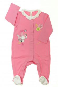 habits bébé Pyjama/Dors-bien en coton Orchestra 3 mois Orchestra
