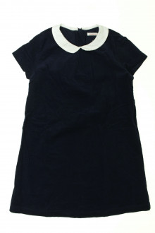 vêtement enfant occasion Robe en velours fin Monoprix 5 ans Monoprix