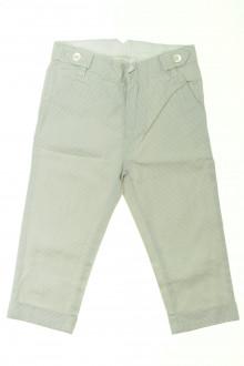 Habits pour bébé occasion Pantalon à fines rayures Jacadi 18 mois Jacadi