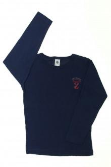 vetement d'occasion Tee-shirt manches longues Petit Bateau 8 ans Petit Bateau