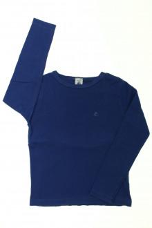 vetement marque occasion Tee-shirt manches longues Petit Bateau 8 ans Petit Bateau