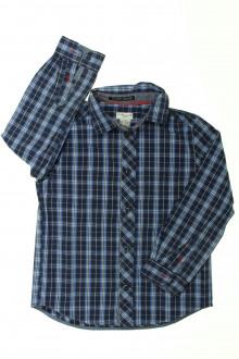 vêtements d occasion enfants Chemise à carreaux Cyrillus 6 ans Cyrillus