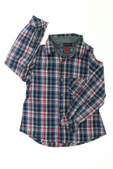 vetement occasion enfants Chemise à carreaux Sergent Major 4 ans Sergent Major
