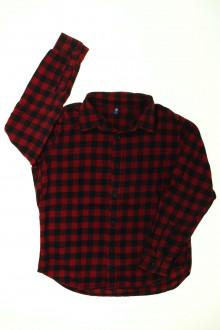 vetements d occasion enfant Chemise à carreaux Uniqlo 8 ans Uniqlo