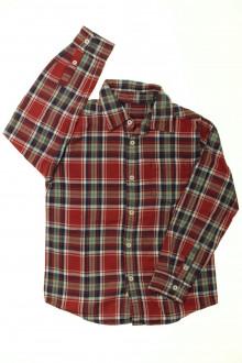 vêtement enfant occasion Chemise à carreaux CFK 8 ans CFK