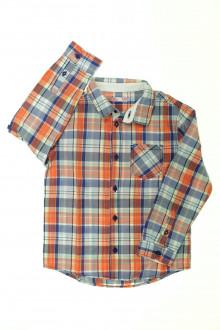 vetement occasion enfants Chemise à carreaux DPAM 6 ans DPAM