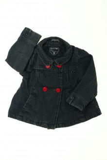 vetements enfant occasion Veste en jean Bout'Chou 3 ans Bout'Chou