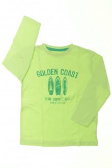 vêtements occasion enfants Tee-shirt manches longues