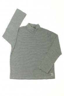 vêtements occasion enfants Sous-pull rayé Sans marque 5 ans Sans marque