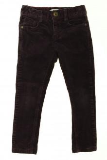 vêtement enfant occasion Pantalon en velours fin Cyrillus 5 ans Cyrillus