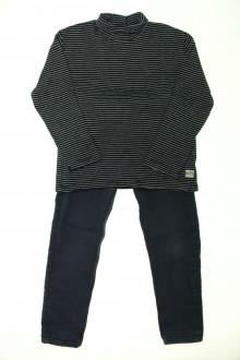 vêtements d occasion enfants Ensemble jean et sous-pull Zara 5 ans Zara