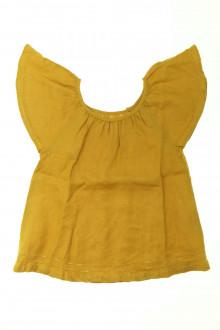 vetement occasion enfants Blouse en lin Monoprix 6 ans Monoprix