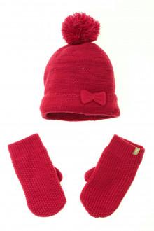 vêtements occasion enfants Ensemble bonnet et moufles DPAM 6 ans DPAM