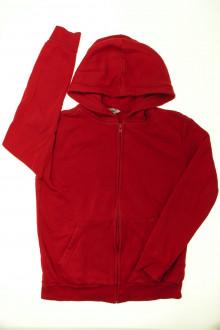 vetement d'occasion Sweat zippé à capuche H&M 10 ans H&M