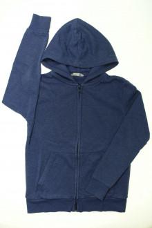 vetement occasion enfants Sweat zippé à capuche H&M 10 ans H&M