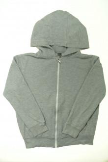 vêtements enfants occasion Sweat zippé Zara 10 ans Zara