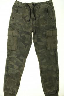 vetement occasion enfants Pantalon camouflage Zara 12 ans Zara