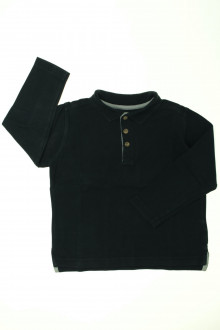 vêtements occasion enfants Polo manches longues DPAM 5 ans DPAM