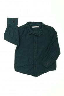 vêtements d occasion enfants Chemise à petits carreaux Monoprix 3 ans Monoprix