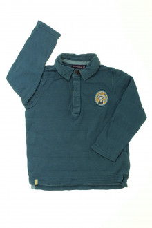 vêtements enfants occasion Polo manches longues Sergent Major 4 ans Sergent Major