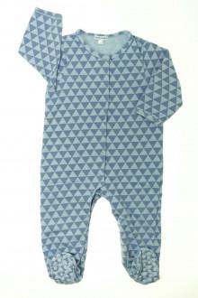 vêtements bébés Pyjama/Dors-bien molletonné