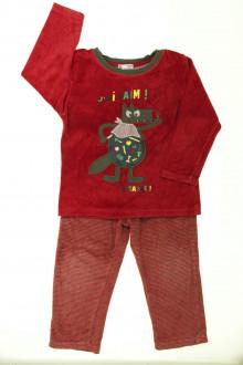 vetement occasion enfants Pyjama/Dors-bien en velours