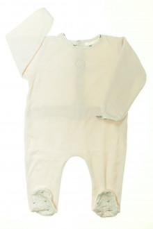 habits bébé Pyjama/Dors-bien en velours Le Phare de la Baleine 18 mois Le Phare de la Baleine